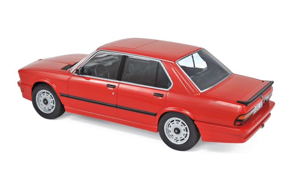 BMW M535i -E28- (1986) Norev 183262 1:18
