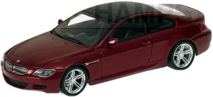 BMW M6 Coupé -E63- (2006) Minichamps 431026120 1/43