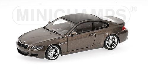 BMW M6 Coupé -E63- (2007) Minichamps 431026121 1/43