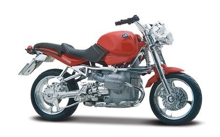 BMW R 1100R (1993) Maisto 31300-070 1/18