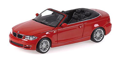 BMW Serie 1 -E88- (2008) Minichamps 431026230 1/43