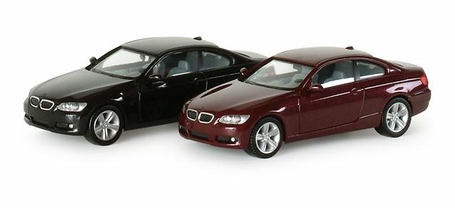 BMW Serie 3 -E92- Coupé Herpa 033572 1/87