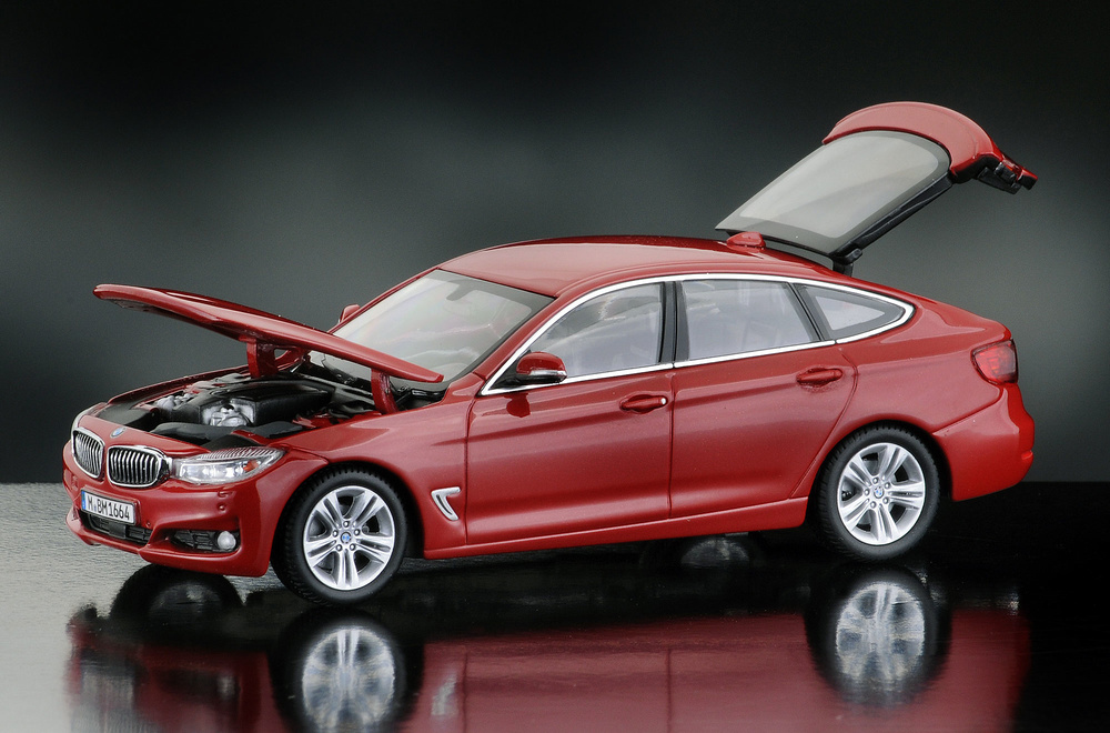 BMW Serie 3 GT -F34- (2013) iScale 43-0002RO 1/43