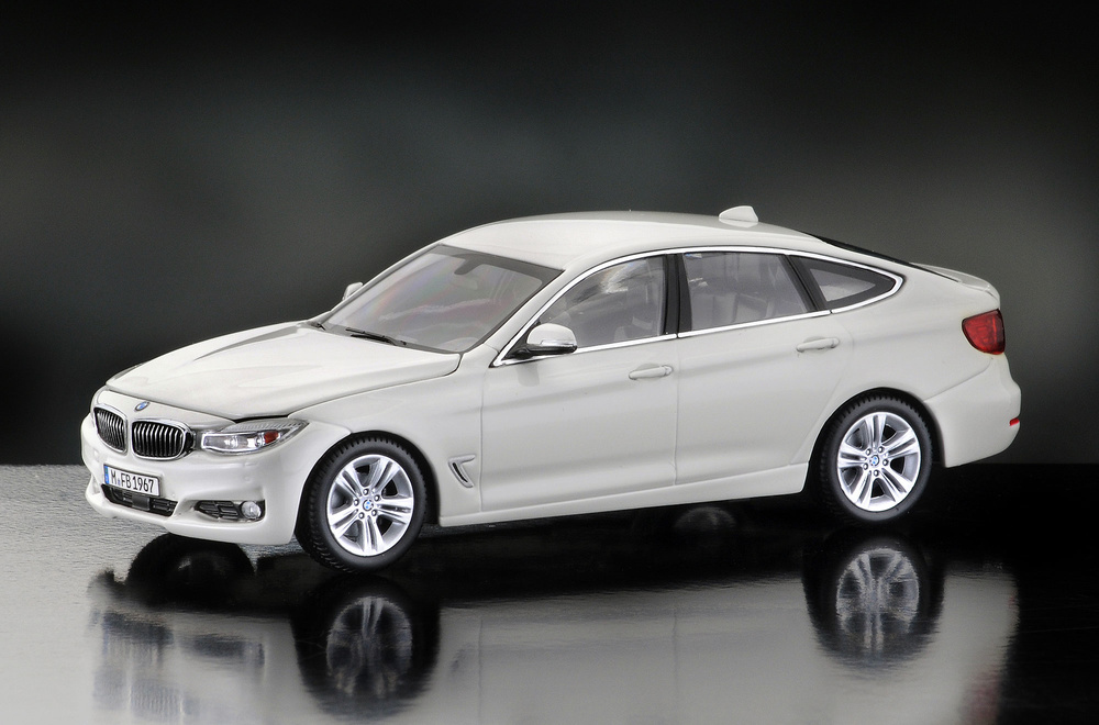 BMW Serie 3 GT -F34- (2013) iScale 43-0002WE 1/43