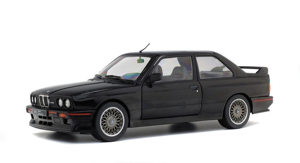 BMW Serie 3 M3 -E30- (1990) Solido S1801501 1/18
