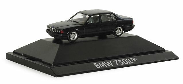 BMW Serie 7 -E32- 750 iL (1987) Herpa 101721 PC 1/87