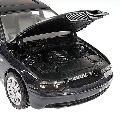 BMW Serie 7 -E65- (2001) Minichamps 431020206 1/43