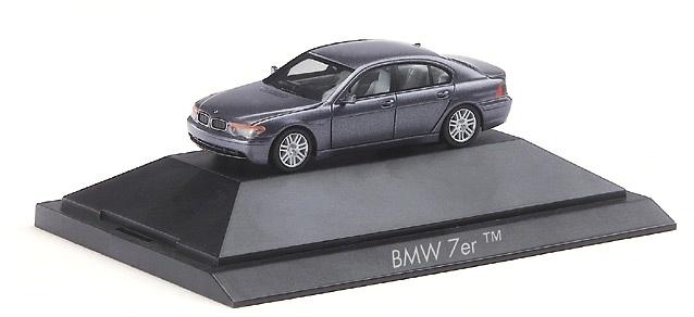 BMW Serie 7 -E65- Herpa 101585 PC 1/87
