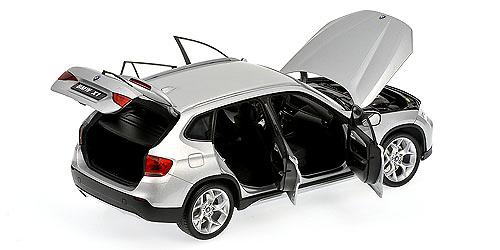 BMW X1 -E84- (2009) Kyosho 08791S 1/18