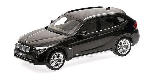 BMW X1 SDrive -E84- (2009) Kyosho 08791BK 1/18