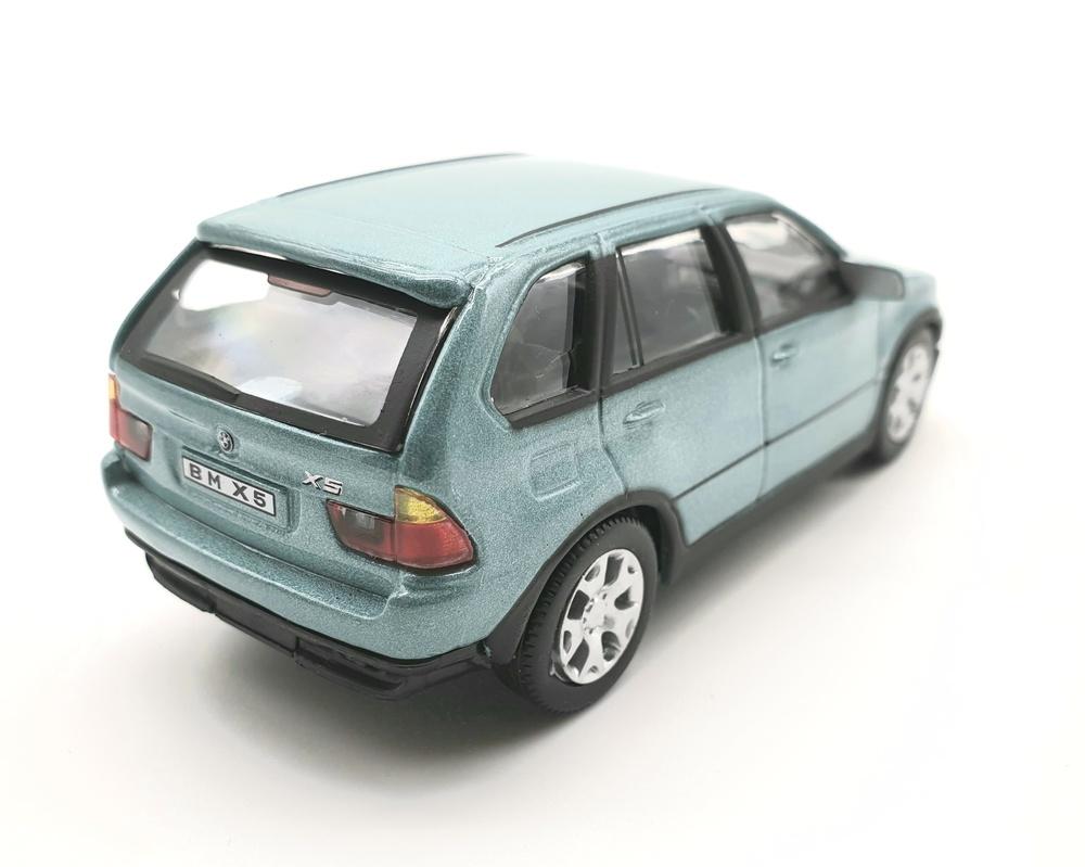 BMW X5 -E53- (2000) Cararama 50740 1/43