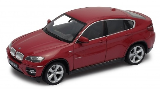 BMW X6 (2008) Welly 24004 1:24