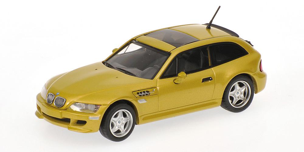 BMW Z3 M Coupé (1999) Minichamps 400029060 1:43