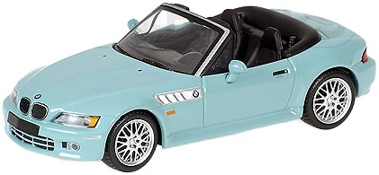 BMW Z3 Roadster -E36/8- (1996) Minichamps 430028236 1/43
