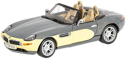 BMW Z8 Roadster -E52- (2008) Minichamps 431028744 1/43