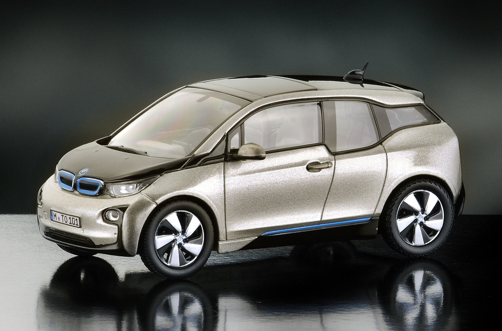 BMW i3 (2013) iScale 43-0014AS 1/43