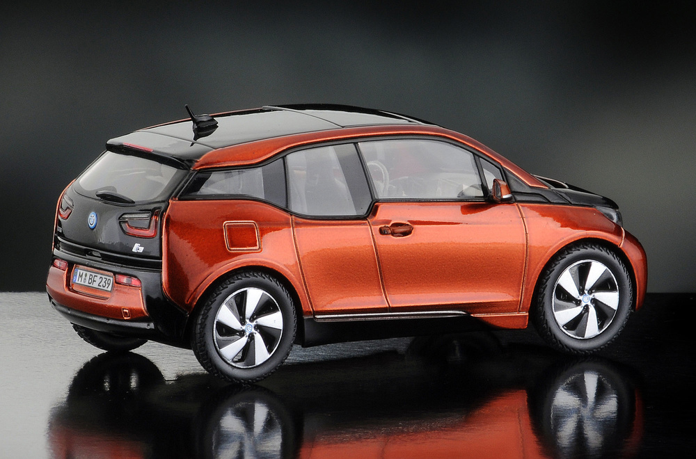 BMW i3 (2013) iScale 43-0014OR 1/43