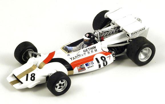BRM P160