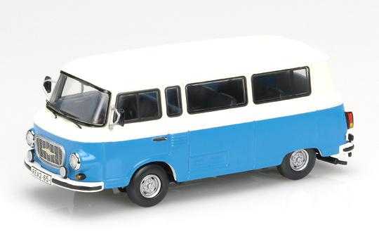 Barkas B1000 Microbus (1960) Schuco 06350 1/43