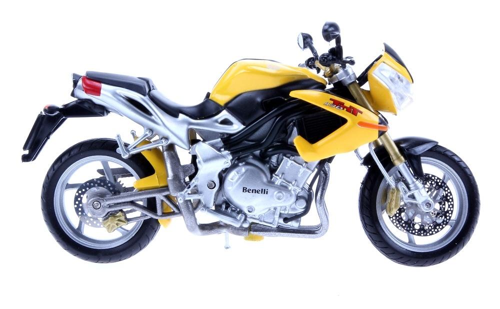 Benelli TNT 1130 (2005) Altaya LGM53 1/24