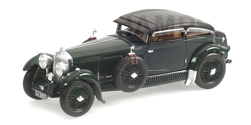 Bentley 6 1/2 Blue Train (1930) Minichamps 436139501 1/43