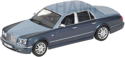 Bentley Arnage R (2001) Minichamps 436139400 1/43