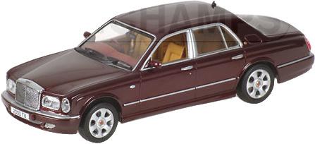 Bentley Arnage R RHD (2001) Minichamps 436139005 1/43