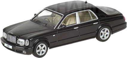 Bentley Arnage T (2001) Minichamps 436139072 1/43