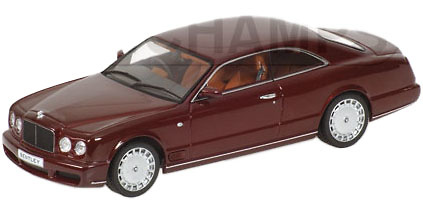 Bentley Brooklands (2007) Minichamps 436139620 1/43