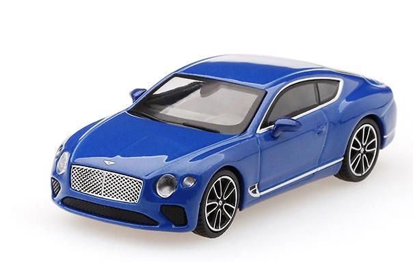 Bentley Continental GT (2018) TSM MGT00094L 1/64