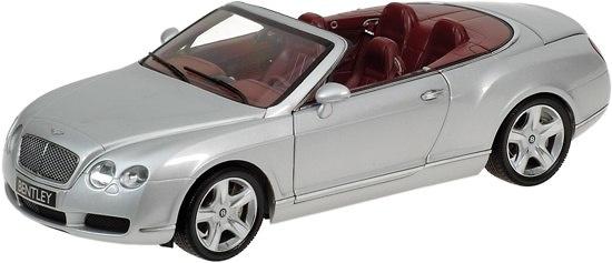 Bentley Continental GTC (2006) Minichamps 100139031 1/18