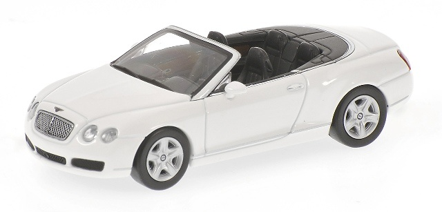 Bentley Continental GTC (2006) Minichamps 640139030 1/64