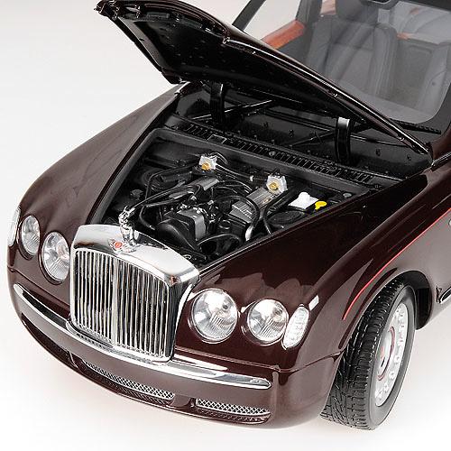 Bentley State Limousine (2002) Reina Isabel II Minichamps