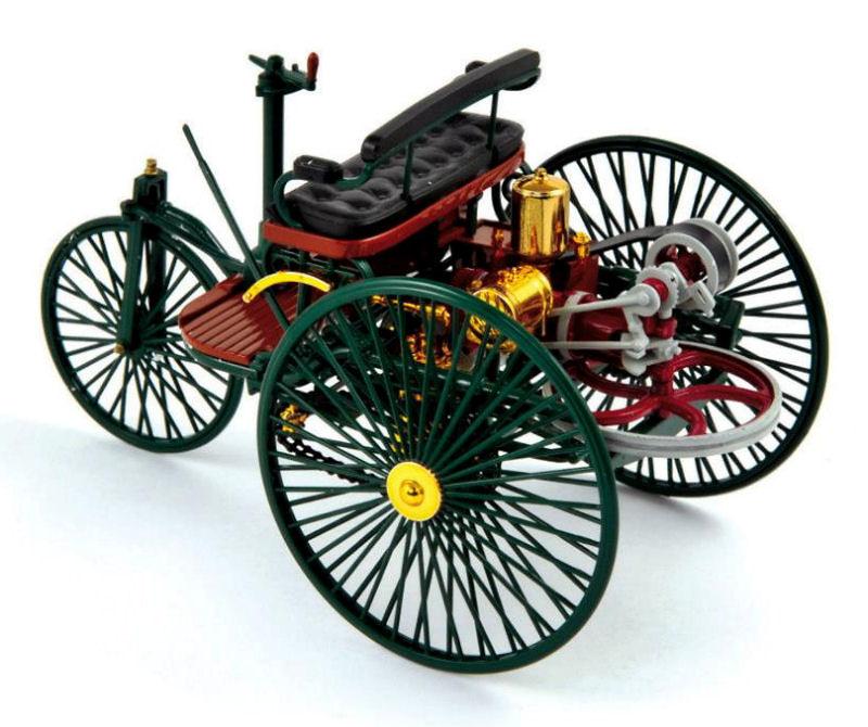 Benz Patent Motorwagen (1886) Norev 183701 1:18