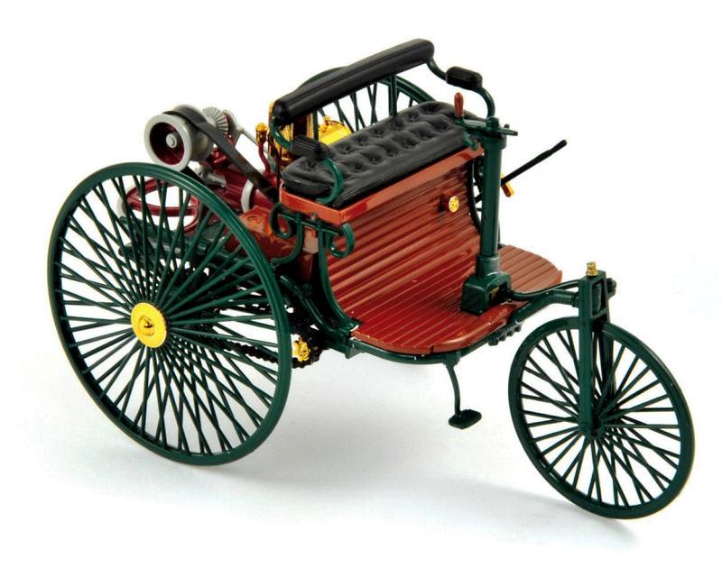 benz patent motorwagen 1886 norev 183701 1 18. Black Bedroom Furniture Sets. Home Design Ideas