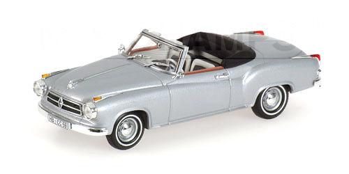 Borgward Isabella Cabrio (1959) Minichamps 400096030 1/43