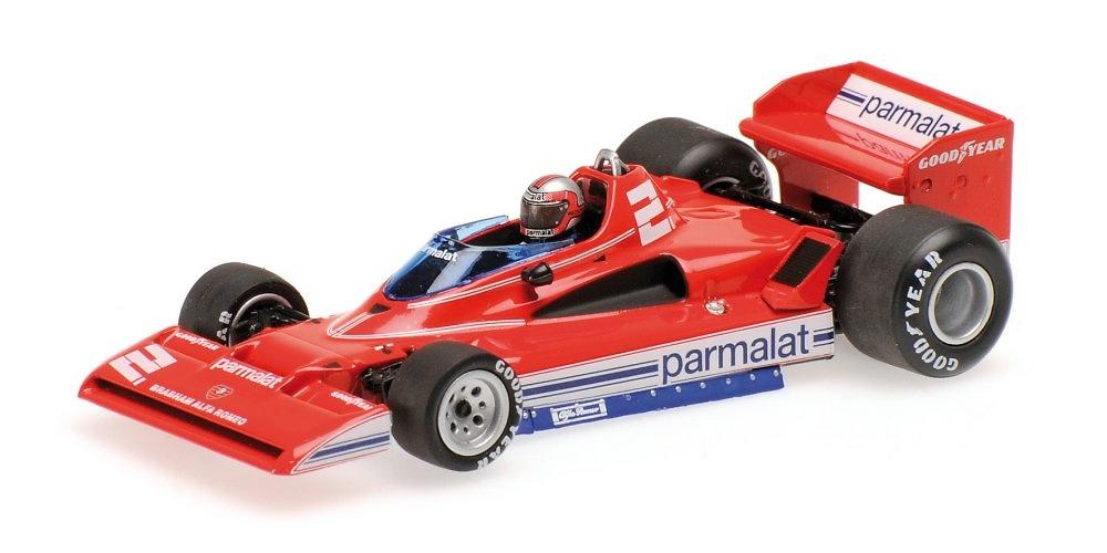 Brabham BT45C nº 2 John Watson (1978) Minichamps 400780002 1:43