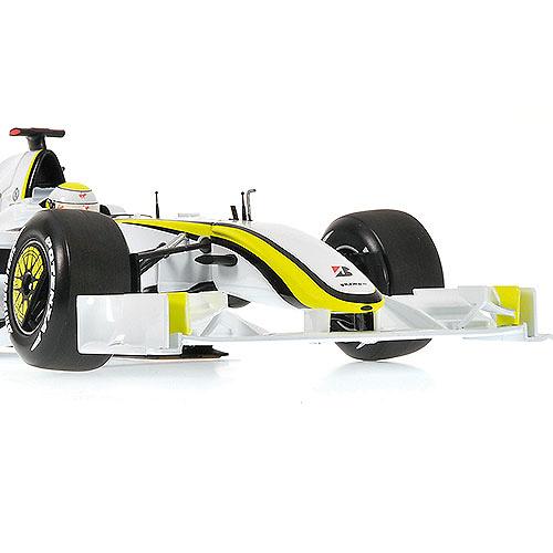 Brawn BGP001 nº 22 Jenson Button (2009) Minichamps 150090022 1/18
