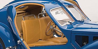 Bugatti 57SC Atlantic (1938) Autoart 70942 1/18
