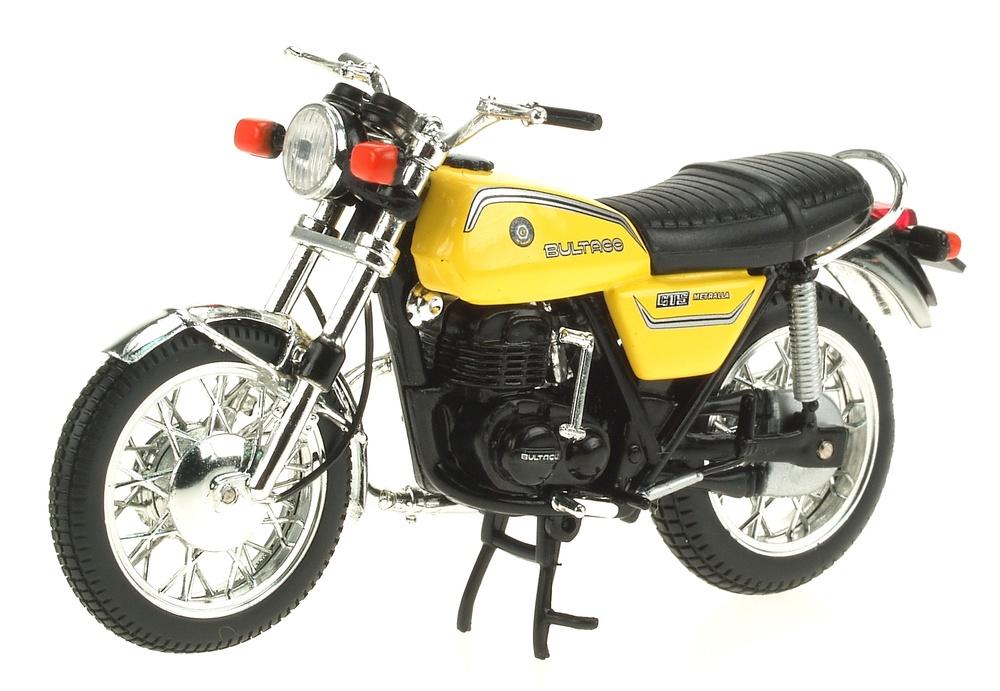 Bultaco Metralla (1975) Altaya GMC09 1/24