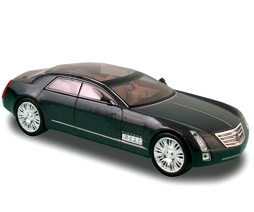 Cadillac 16 Midnight (2003) Norev 910000 1/43