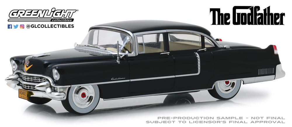 Cadillac Fleetwood Series 60 (1955)
