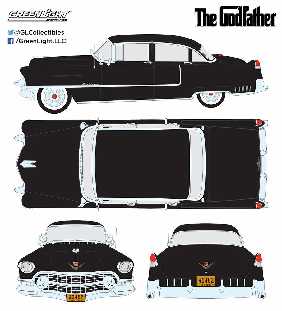 Cadillac Fleetwood serie 62