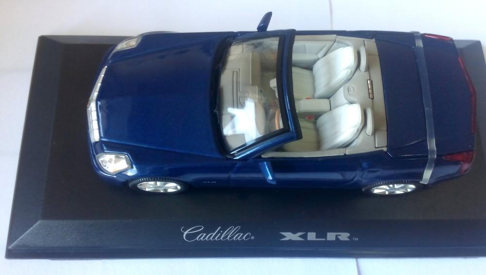 Cadillac XLR (2004) Norev 1/43