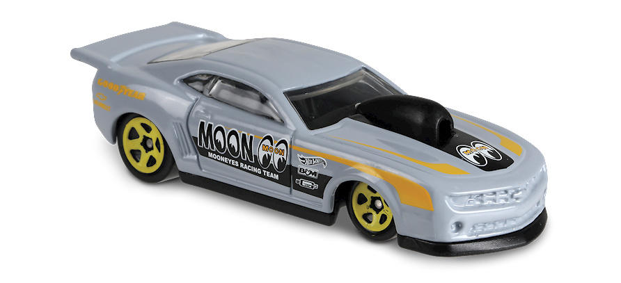 Camaro Pro Stock -Speed Graphics- (2010) Hot Wheels FJY09 1/64