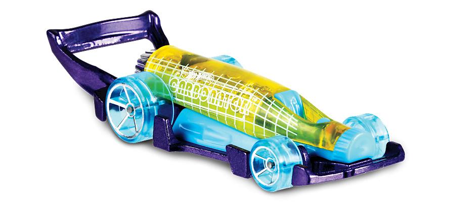 Carbonator X-Raycers (2019) Hot Wheels FYD65 1/64
