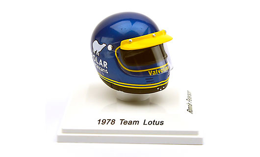 Casco Ronnie Peterson