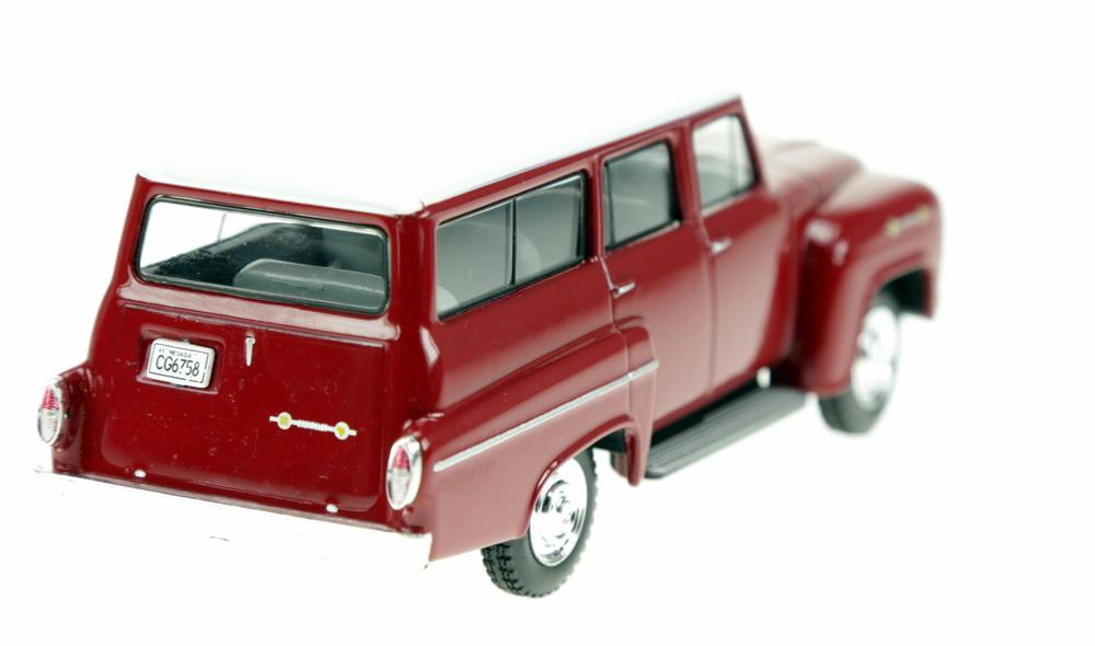 Chevrolet Amazona (1963) White Box WB109 1:43