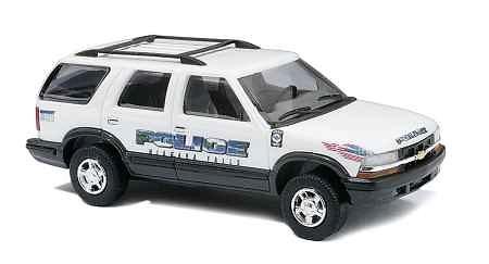 Chevrolet Blazer Policia Niagara Busch 46415 1/87