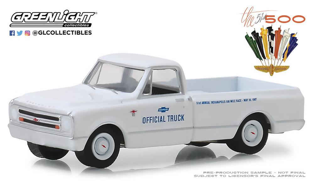 Chevrolet C-10 Indianapolis